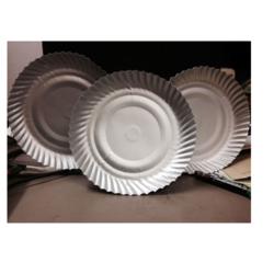 Round Disposable Paper Plates  sc 1 st  IndiaMART & Disposable Paper Plate in Muzaffarpur ?????????? ???? ...