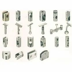 Folding Cap Glass Bracket