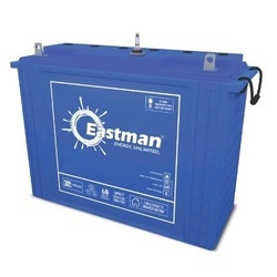 Eastman E-Rickshaw Tubular Battery, Capacity: 130 Ah, Voltage: 12 V