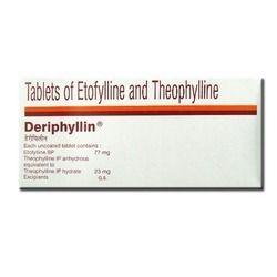 Deriphyllin Tablet