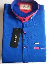 Gysib56 Ollis Cotton Shirt