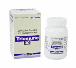 Triomune 30 Tablet Cipla