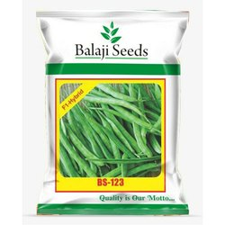 Balaji Seeds Cluster Bean Seeds, Packaging Size: 500 Gram, For Sowing