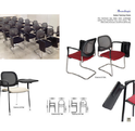 Italian Training Chairs