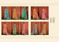 Belliza Nayaab Pure Upada Silk Digital Printed Suits