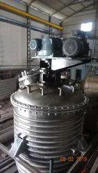 M.S Reaction Vessel, Capacity: >5 KL