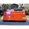 250kVA Mahindra Powerol Diesel Generator