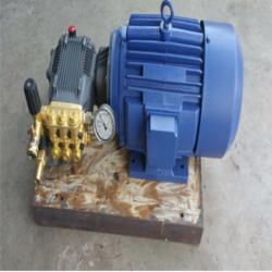 Electric High Pressure Pump, Max Flow Rate: 15 to 17 LPM, Model: SW15.20