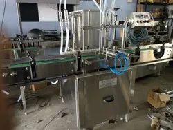 Filling Machines for Edible Oils Bottle