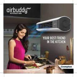 Crompton Kitchen Fan Air Buddy