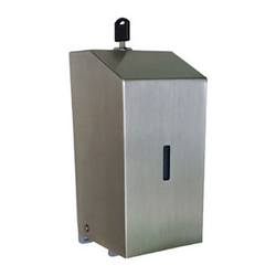 Soap Dispensers Stainless Steel Vertical