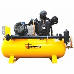 Multistage High Pressure Reciprocating Air Compressor