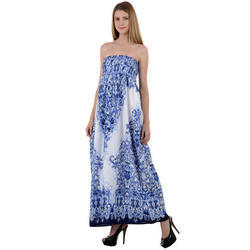 Surplus Printed Long Dress