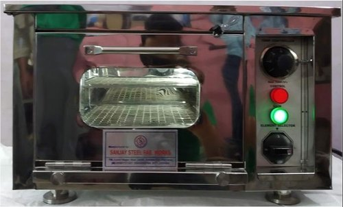 Bright Finish Stainless Steel Domestic Microwave Oven (Brand:SSFW), Capacity: Capacity 20ltrs