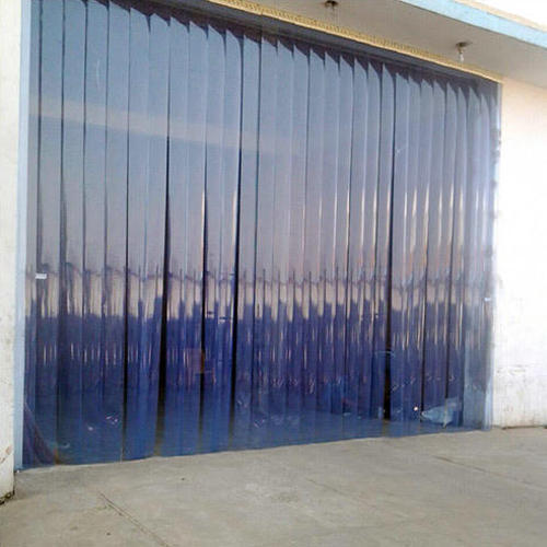 Transparent Pvc Strip Door Curtain Rs 165 Square Feet