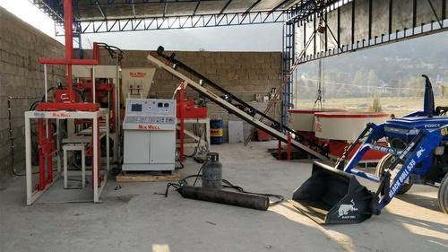 Automatic Fly Ash Brick Making Machine, Weight:3500 kg