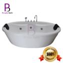 Enric Jacuzzi Massage Acrylic Bathtub