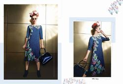 Blue Fabulous Designer Kurti