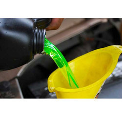Automotive Engine Coolant Oil