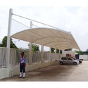 Tensile Structure Car Parking Shed