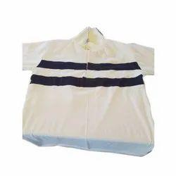 Cotton Casual Wear Mens Collar Half Sleeve T- Shirt, Size: S - XXL