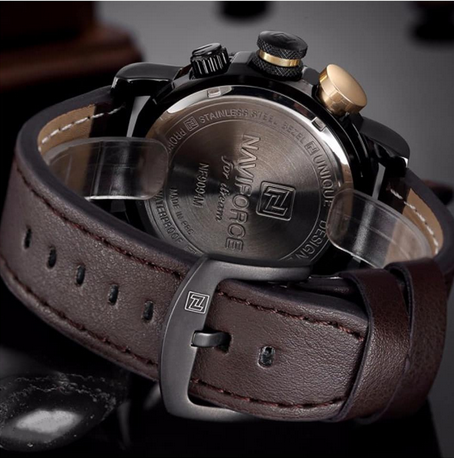 watch to timeless easy brown men news avallone mens wear s watches bands blogs movado with leather