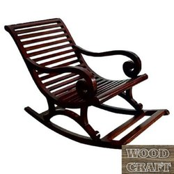 Wood Craft Designer Wooden Garden Chair