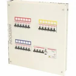 6 Way To 8 Way TPN Distribution Board