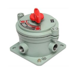 Rotary Level Flameproof Rotry Switch, 230 V