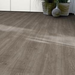 Multicolor Teak Wood Vinyl Flooring, Thickness (Millimetres): 2-4 Mm