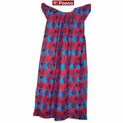 Panna Cotton Printed Ladies Night Gown