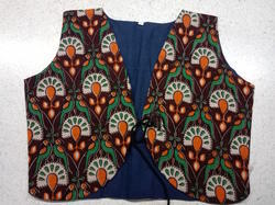 Cotton Kalamkari Shrugs