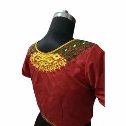 1f0d8e6523b61e Embroidered Blouses in Kolkata, West Bengal | Get Latest Price from ...