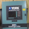 York , Johnson Controls Chiller Controller and Display