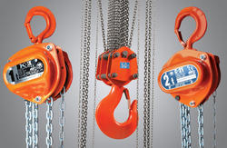 Elephant Chain Pulley Block