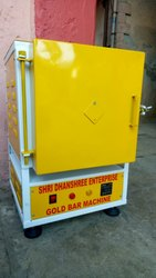 Gold Bar and Coins Machine