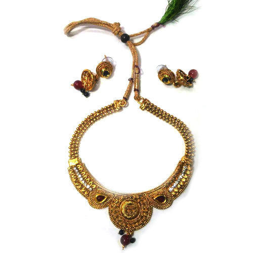 ecdacb0d5 Ladies Necklace Set, अर्टिफिशियल नेकलैस सेट ...