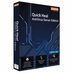 Quick Heal Antivirus Server 1 Server 3 Years