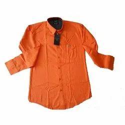 JD Choice Full Sleeves Mens Plain Cotton Shirt, Size: S-xxl