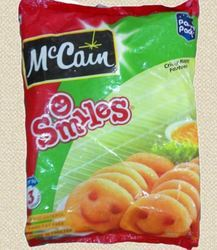 McCain Smiles Fries