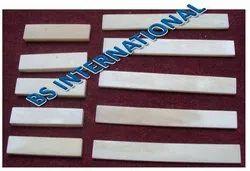 Bone Plates for Guitar Parts