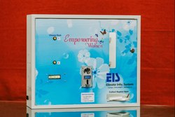 Coin Operated Automatic Sanitary Napkin Vending Machine(Carefree Hygiene)
