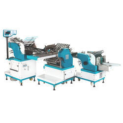 Diamond Packet Folding  Machine