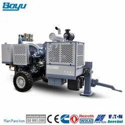TY2x50 Powerline Stringing Equipment Hydraulic Tensioner