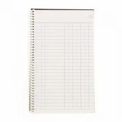 Bill Book Paper