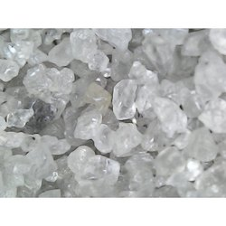 Solid Quartz Mineral, Packaging Type: Jumbo Bag, Grade: Super Semi