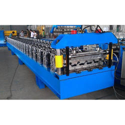 Sinusoidal Sheet Roll Forming Machine