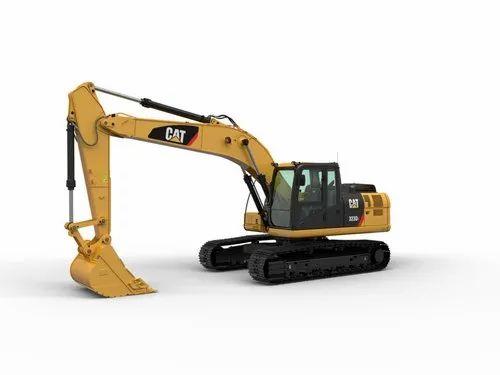323D3 Excavator