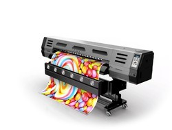 Eco Solvent Printing Machine