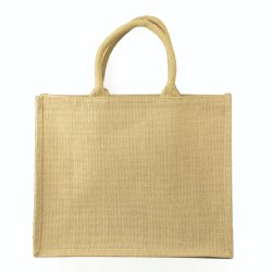 Plain Promotional Jute Bag